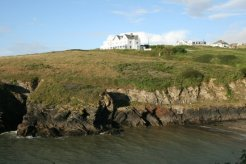 Headlands Hotel, Port Gaverne
