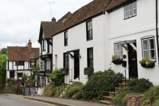 High Street, Old Oxted