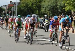 Ireland, Germany, England. London – Surrey Cycle Classic Race, 14th August 2011