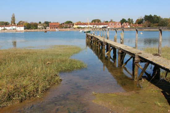 Jetty, Bosham Harbour, Bosham