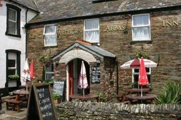 King Arthur's Arms Inn, Tintagel
