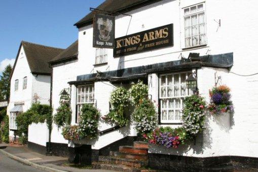 Kings Arms, Claverley