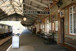 Kingswear Railway Station, Kingswear