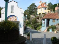Lady's Lodge and The Chantry, Portmeirion