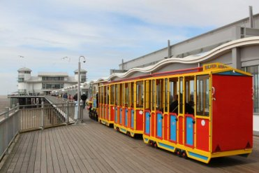 Land Train, Grand Pier, Weston-super-Mare