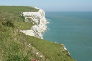 Langdon Bay, White Cliffs of Dover
