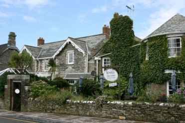 Lewis's Tea Rooms, Tintagel