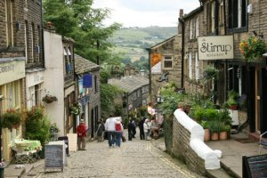 Main Street, Haworth