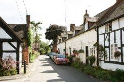 Main Street, Worfield