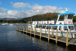 Miss Lakeland II, Waterhead, Lake Windermere