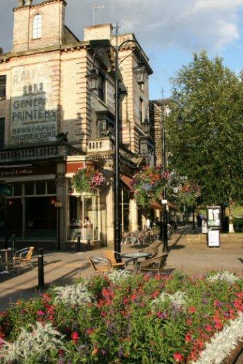 Montpellier Quarter, Harrogate