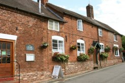 Old Bakehouse Tearoom and Post Office, Upper Arley