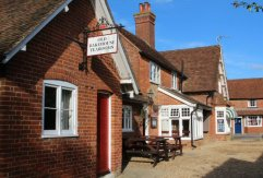 Old Bakehouse Tearooms, Beaulieu, New Forest