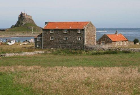 Old Herring Houses, Holy Island, Lindisfarne