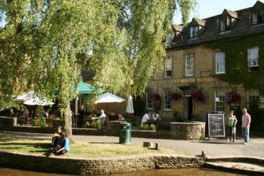 Old Manse Hotel, Bourton-on-the-Water, Cotswolds