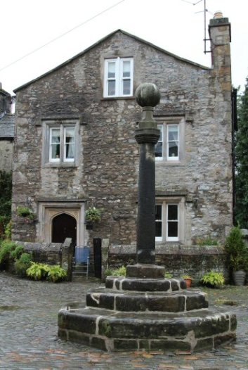 Old Market Cross, Swine Market, Kirkby Lonsdale