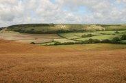 Osmington White Horse, Osmington Hill, near Weymouth