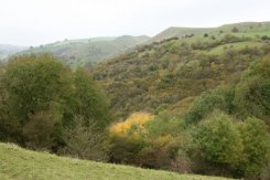 Ossoms Hill, Manifold Valley, Peak District