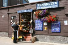 Pengelly's Fishmongers, The Fish Market, The Quay, East Looe, Looe