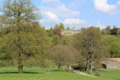 Polesden Lacey, from Prospect Field, Polesden Lacey Estate, Great Bookham