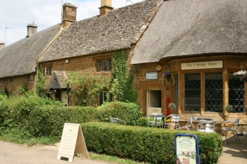 Post Office and The Cottage Store, Great Tew