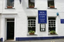 Rick Stein's Cafe, Middle Street, Padstow