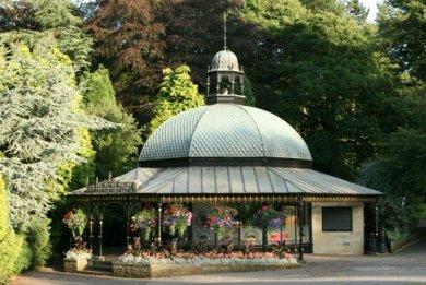 Ripley Ice Cream & Cafe, Valley Gardens, Harrogate