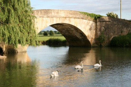 River Thames, Lechlade-on-Thames