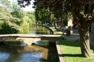 River Windrush, Bourton-on-the-Water, Cotswolds