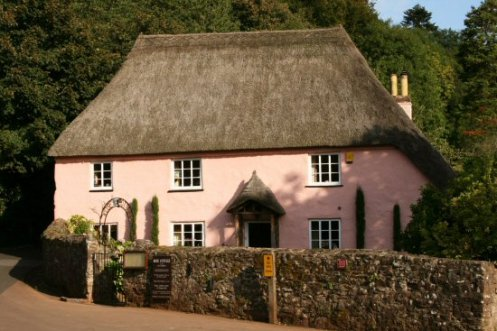 Rose Cottage, Cockington