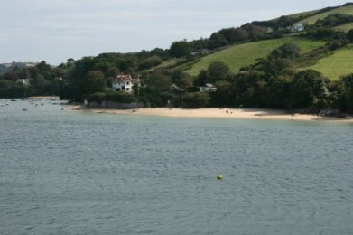 Small's Cove, East Portlemouth, from Salcombe