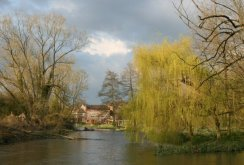 South Mill, River Avon, Amesbury