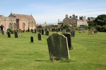 St. Aidan's Churchyard, Bamburgh