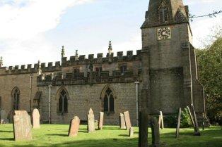 St. Anne's Church, Baslow