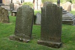 St. Anne's Churchyard, Baslow