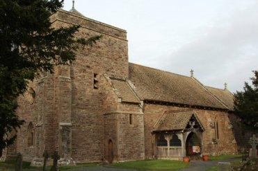 St. Faith's Church, Dorstone