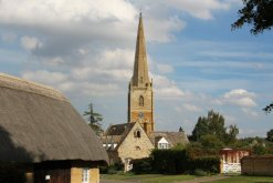 St. Gregory's Church, Tredington
