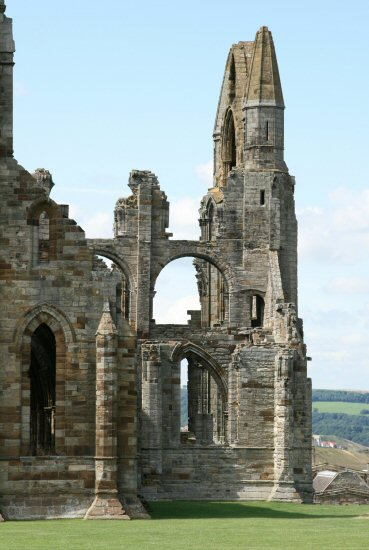 St. Hilda's Abbey, Whitby