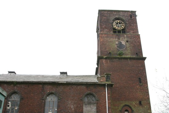 St. John the Baptist Church, Hanley, Stoke-on-Trent