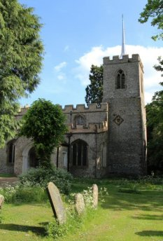 St. Lawrence Church, Ardeley