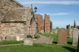 St. Mary's Church, Holy Island, Lindisfarne