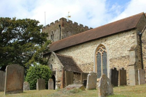 St. Mary's Church, Oxted