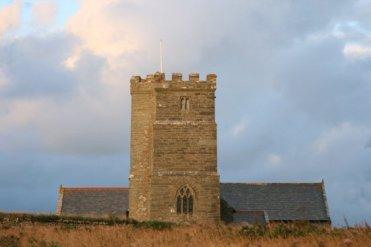 St. Materiana Church, Glebe Cliff, Tintagel