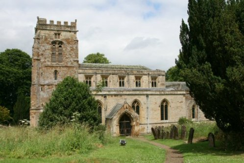 St. Michael and All Angels Church, Great Tew