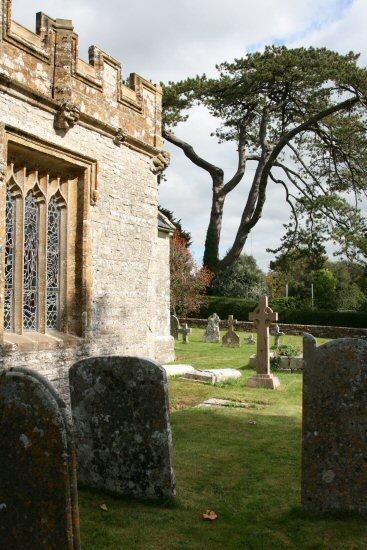 St. Michael's Churchyard, Stinsford