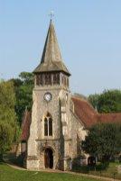 St. Nicholas Church, Wickham