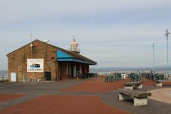 Stone Jetty Café, (old Railway Terminus) Stone Jetty, Morecambe