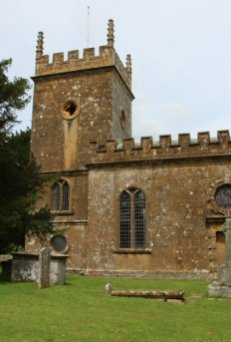 St. Osmund's Church, Melbury Osmond