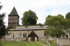 St. Peter's Church, Hurstbourne Tarrant