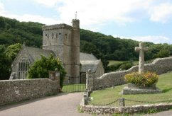 St. Winifred's Church and War Memorial, Branscombe